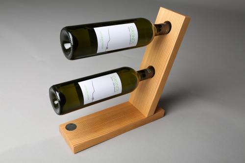 Weinständer Lärche